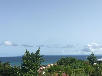 Photo for Charming villa panoramic sea view quiet, at the end of a dead end
