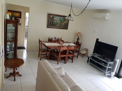 Photo for APARTMENT GUARUJA ESSAYED BETTER PLACE ............. IZATION 500 METERS FROM THE BEACH