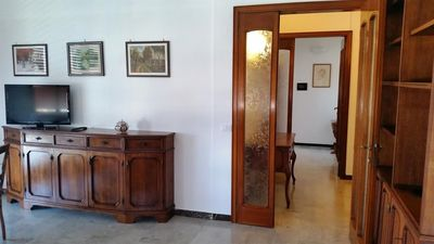 Photo for Apartment 254 m from the center of Reggio Calabria with Internet, Air conditioning, Lift, Parking (378301)