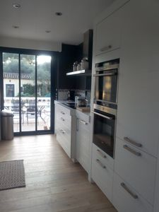 Photo for town house with large garden in a quiet between Mougins and Cannes