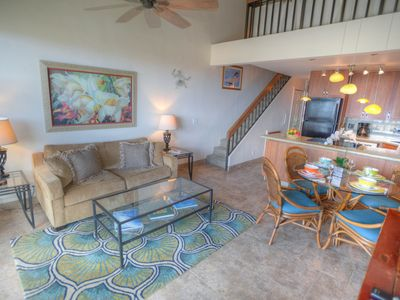 Photo for Premium Top Floor/Corner Unit w/ Awesome Ocean View  Maui Vista 3401