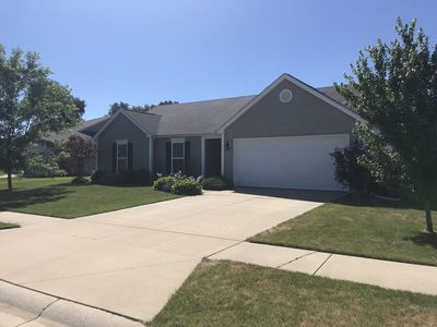 Cute 3 Bedroom, 2 Bath Home, 4 miles North of SBN Airport and 7.5 miles to ND