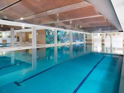 Photo for Inner City Palace + Gym, Indoor Pool's, Jacuzzi, 2 Sauna's