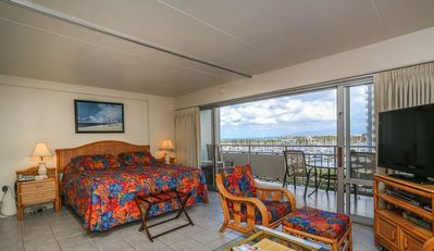 Photo for Aloha Condos, Ilikai Hotel Condos, Condo 629, Ocean View, AC