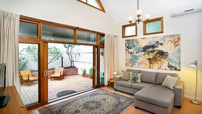 Photo for ANDLE - Stunning Modern & Private 2 Level Retreat