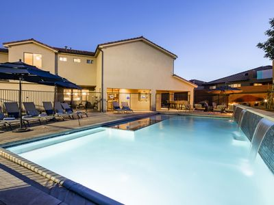 Photo for 51 | SLEEP 50, Private Pool, Hot Tub, Basketball Court and more