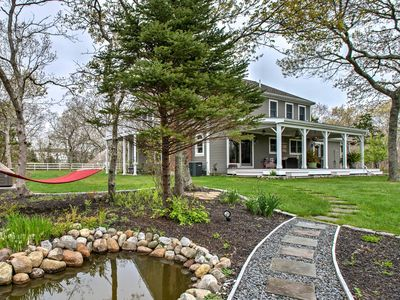Photo for West Tisbury Home- Near Horse Trails w/ 2 Paddocks