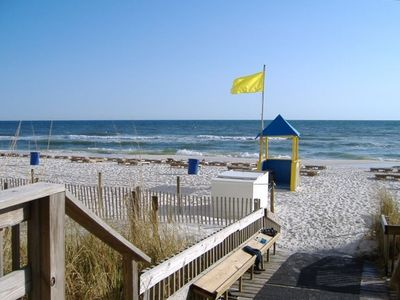 Photo for Beachfront Low Floor. Great View!  Sleeps 6. Winter Months  Available@$100 Off!