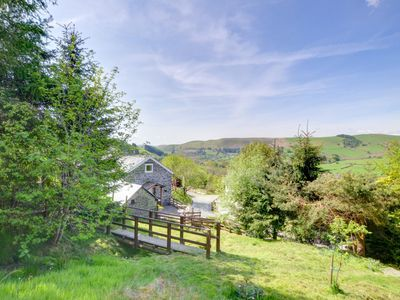 Photo for Former farm buildings have been converted to create a group of 4 cottages which are in an elevated p