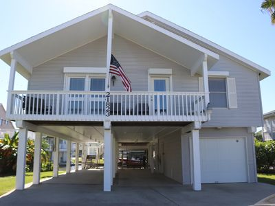 Sea Isle Seahorse ~ Large Canal home with Bay View
