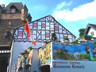 Photo for Historical Genoveva ***** for groups / families in the old town Mayen / Eifel