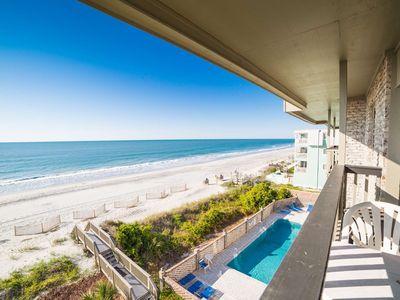 Oceanfront, 2 Bdrm with Free Mini Golf, Fun Center, Water Park, Aquarium, & Golf Every Day! SWII