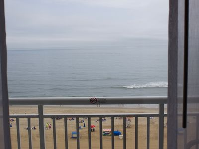 Photo for OCEANFRONT PENTHOUSE WITH BALCONY, BREATHTAKING VIEW!!!