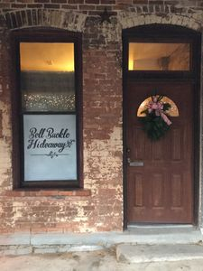 Photo for Private Lodging In Historic Downtown Bell Buckle, Tennessee