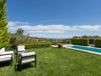 Photo for Villa in Athens with breathtaking views.