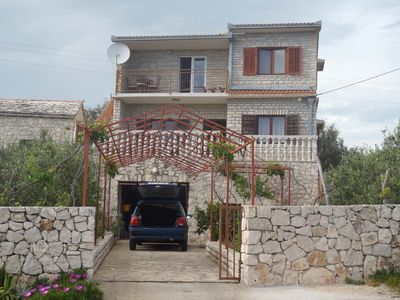 Photo for 2BR Apartment Vacation Rental in Vinisce, Riviera Trogir