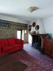 Photo for Piccolo Cottege with fireplace and small garden