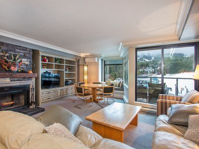 Photo for Stunning Open-Concept 2 Bedroom Suite - the BEST Location in Whistler!