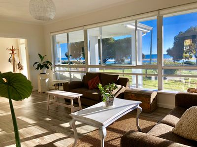 Photo for Sandbars Beach House. Stunning views - Directly opposite the beach Pet friendly