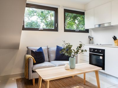 Photo for Cosy and Well-lit Loft Five Minutes from Manly