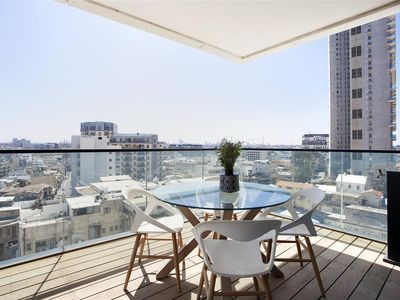 Photo for 5 ROOMS LUXURIOUS TERRACE VIEW CITY TOWER LIEBER/7