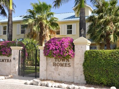 Photo for GRACE BAY LUXURY TOWN HOME IN GATED COMMUNITY,  MINUTES FROM THE BEACH & VILLAGE