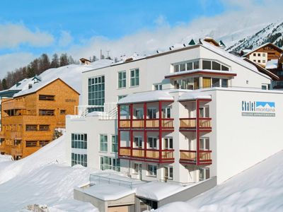 Photo for Apartments home Chalet Montana, Obergurgl  in Ötztal - 4 persons, 1 bedroom