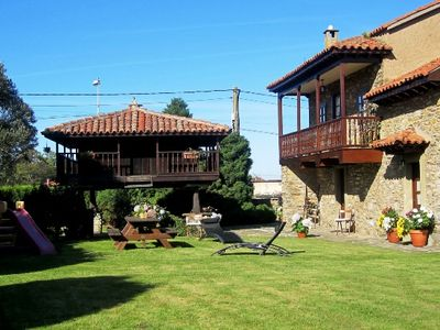Photo for 4BR Cottage Vacation Rental in Cudillero, Asturias
