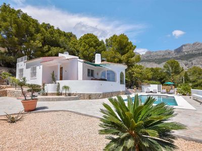 Photo for 3 bedroom Villa, sleeps 6 in Bernia with Pool, Air Con and WiFi
