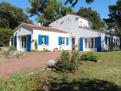 Photo for House 6-8 people between sea and forest, Saint Trojan Les Bains, southern tip