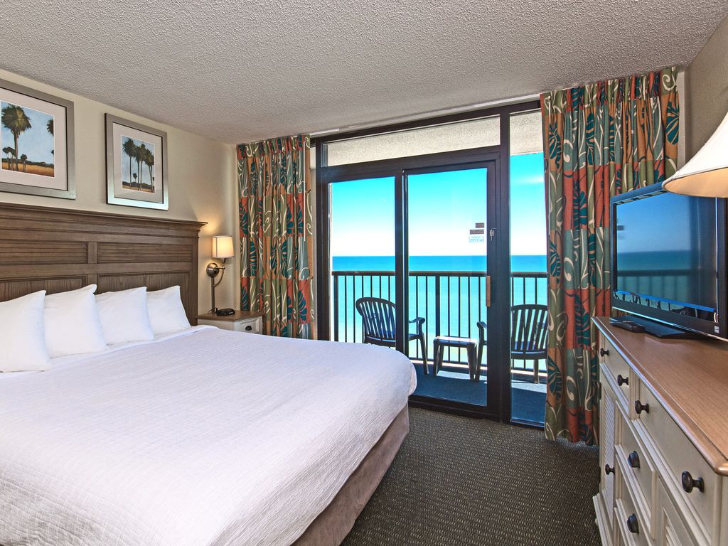 Perfect for the family private master expansive balcony - 4 bedroom hotels in myrtle beach sc ...