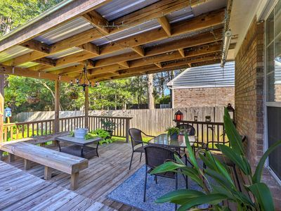 Photo for Ocean Springs Home w/Pool - 10 Mins to Beach!