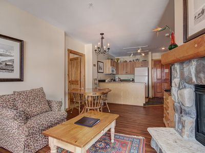 Photo for Cozy Modern 2 Bedroom Condo in the Heart of River Run in the Dakota Lodge!