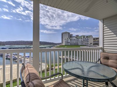 Photo for Osage Beach Lakefront Condo w/ Views & 3 Pools!