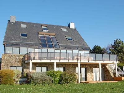 Photo for The Panarama: villa, house, holiday cottage in Normandy (12 people)