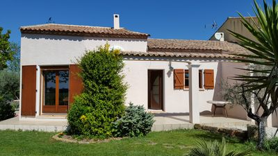 Photo for LATTES (MONTPELLIER / PALAVAS) VILLA 7 to 8 guests, 3 Bedrooms
