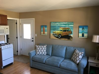 Photo for Seashore Suite just minutes from Cape May beaches.