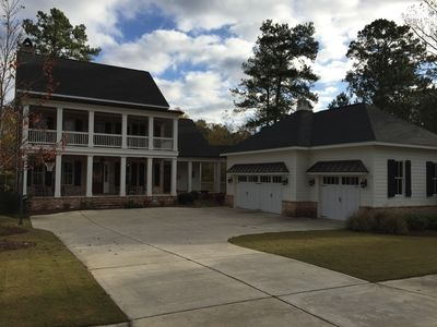 Gorgeous Executive Masters Rental In Exclusive Champions Retreat