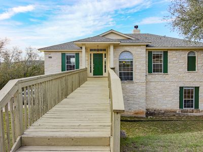 Photo for Beautiful home w/ beautiful deck and river views - dogs welcome!