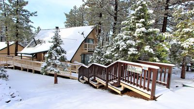 Photo for Highland Hideout: Easy Walk to Lake, Sleeps 6