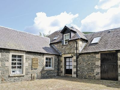 Photo for 1BR Cottage Vacation Rental in Peebles, The Scottish Borders