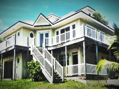 Photo for Ocean View 4 Bedroom House in Paradise!**CAR & CHEF INCLUDED**
