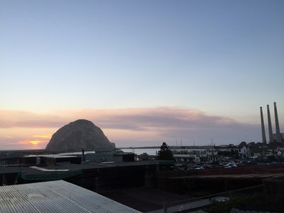 Photo for 1/2 block To Center Of Morro Bay Sights and Activities - Embarcadero Studio