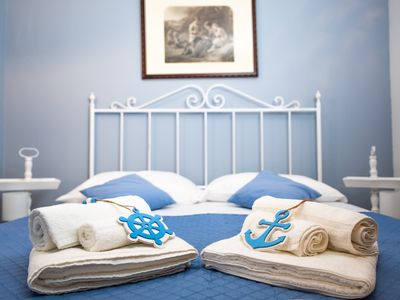 "Photo for At home ""Ortigia Dreaming"" Suite on two levels With 7 comfortable beds."
