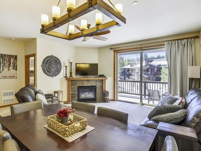 Photo for NEW LISTING! Modern Condo in Truckee! Easily Accessible, get to skiing and hiking in just minutes!