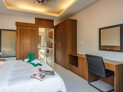 Photo for One Bedroom Serviced Suite With Swimming Pool In Naiharn Area