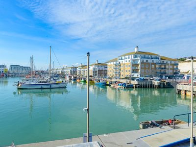 Photo for Sea View Apartment Brighton Marina
