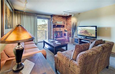 Photo for Bear Claw 414: 3 BR / 2 BA condo in Steamboat Springs, Sleeps 8