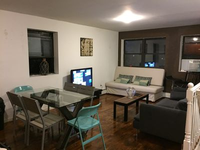 Photo for Penthouse apartment, 3 bedrooms, great location.