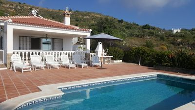 Photo for Wonderful Torrox Villa  Stunning Panoramic Views  Private Pool  Car Hire essenti